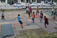Real turf for Yozgat's 'carpet pitch' footballers