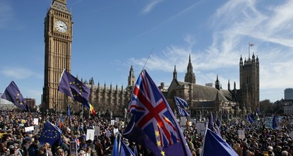Does Britain want to turn back time on Brexit?