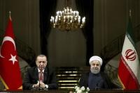 Erdoğan, Rouhani discuss Syrian crisis in phone call