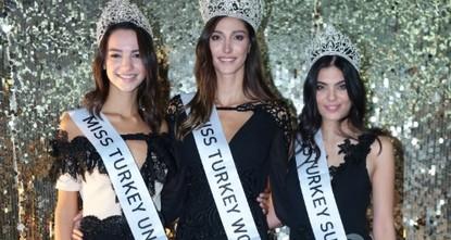 Şevval Şahin crowned Miss Turkey World 2018
