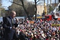 AK Party belongs to the people, calls for support in local elections, Erdoğan says