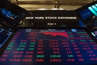 Nearly $5 trillion wiped out in global market meltdown after Dow's biggest point drop in history