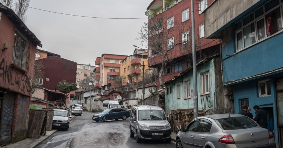 A street in Hasku00f6y. (DHA Photo)