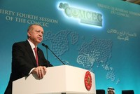 Erdoğan calls on Islamic countries to trade in national currencies to alleviate foreign currency pressure