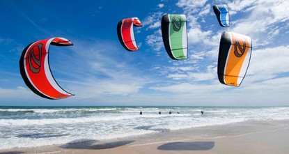 Where and how to kiteboard in Turkey