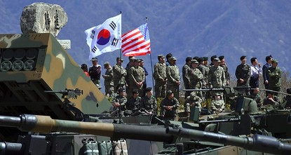US, SKorea agree to suspend military drill: official