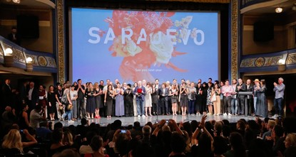 pThis year's awards for the Sarajevo Film Festival, which is one of the most prominent film festivals in Europe, have been handed out./p