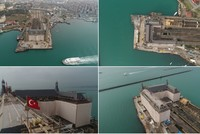 Restoration work completed on roof of Istanbul's landmark Haydarpaşa Train Station