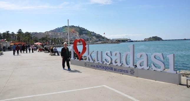 منطقة كوش أدسي من أجمل المواقع السياحية (الأناضول)