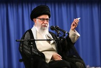 Iran's Khamenei threatens Britain over oil tanker controversy
