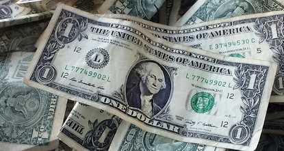 pThe dollar sank on Tuesday to its lowest in more than three months, weighed down on the first trading day of 2018 by market expectations of a slower pace of interest rate increases by the Federal...