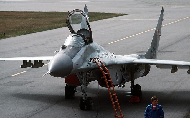 Russia to overhaul NATO member Bulgaria's Soviet-made MiG-29 jets