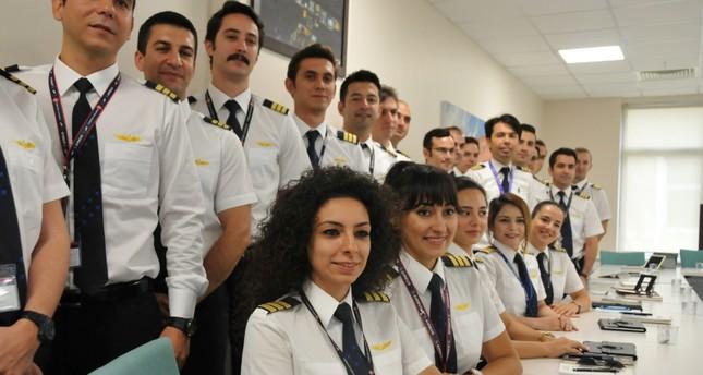 الخطوط التركية تفتح باب التوظيف لـ 100 طيار على الأقل