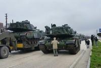Am vergangenen Mittwoch sind weitere Truppen und Fahrzeuge, darunter Panzer und Pionier-Einheiten, in die türkische Grenzprovinz Hatay verlegt worden. Die Provinz Hatay grenzt an Syrien. Von dort...