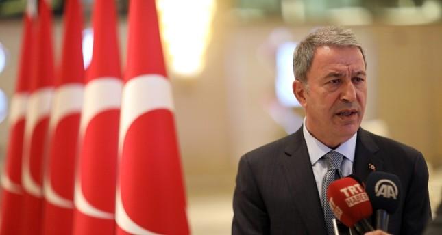 وزير الدفاع التركي يرد على رسالة نظيره الأمريكي بشأن صواريخ إس 400