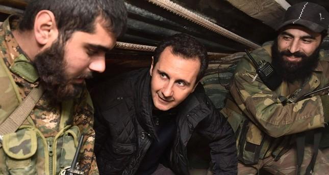 الأسد يتوعد بمهاجمة شمالي سوريا الخاضع للجيش الحر المدعوم من تركيا