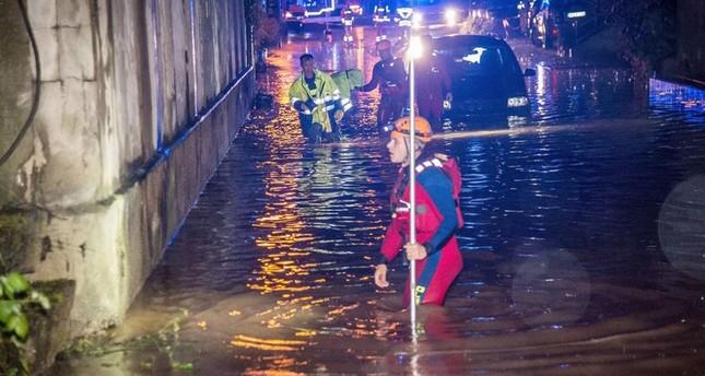 Ministerium bestätigt 3 Tote bei Überschwemmungen im Südwesten