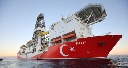 'EU move won't affect Turkey's activities in East Med'