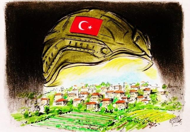 Why Syria safe zones?