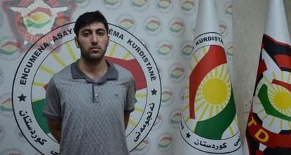 Terrorist who killed Turkish diplomat captured in Iraq