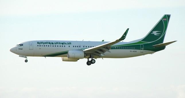 الخطوط الجوية العراقية تستأنف رحلاتها إلى العاصمة السورية