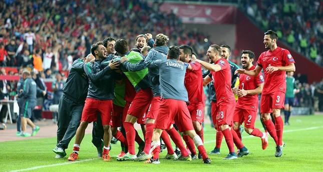 Wm Qualifikation 2018 Island Türkei Daily Sabah