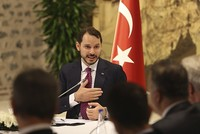 China's ICBC to loan $3.6 billion for Turkey's energy and transport, Albayrak says