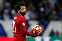 Liverpool's Egyptian forward Salah makes it to Time 100 list