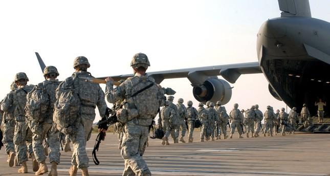 قوات أمريكية في العراق (من الأرشيف)