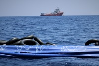 Weekly migrant standoffs in Mediterranean the 'new normal'