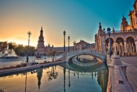 If you don't waste all your money going to Seville this winter then I don't think we can be friends anymore. Seville is just the greatest. What other city packs so many great stereotypical Spanish...
