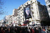 Hrant Dink remembered amid trial of FETÖ figures for murder cover-up