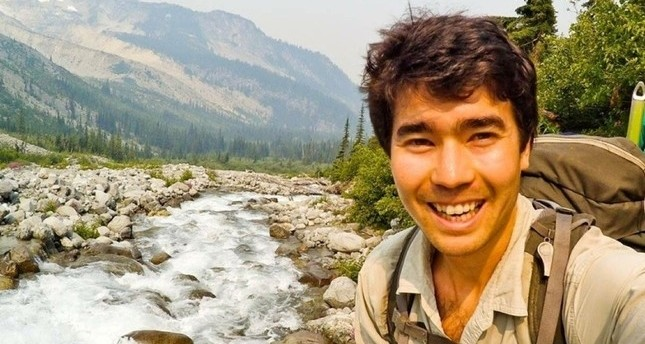 This photo shows American missionary John Allen Chau who was killed by an isolated tribe on a remote island in the Indian Ocean. (Reuters Photo via @Johnachau)