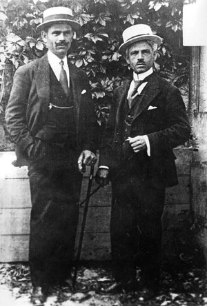 One of the first filmmakers, the Manaki Brothers, were Ottoman citizens. When the Lumiere brothers wanted permission to shoot a film in the Ottoman geography, permission was granted to the Manaki Brothers instead..