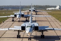 Russia to deploy nuclear-capable bombers to Crimea