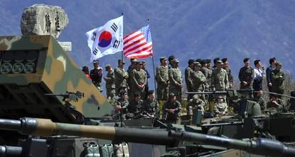 إرجاء مناورات أمريكية كورية لعدم إغضاب بيونغ يانغ