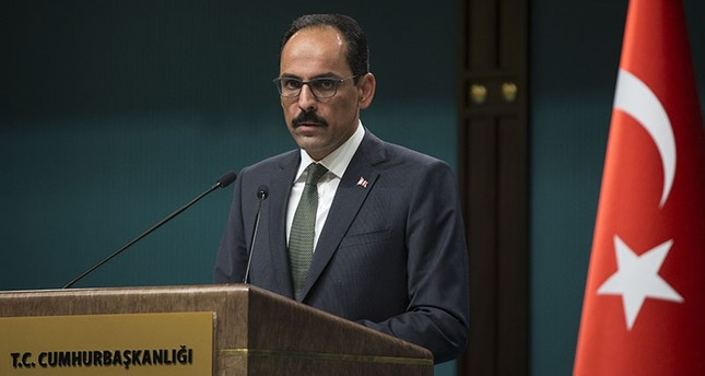 US security forces failed in DC embassy brawl, Presidential Spokesperson Kalın says