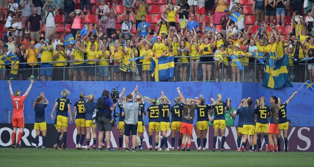 Surprising Sweden ousts Germany, Dutch defeat Italy at Women's World Cup