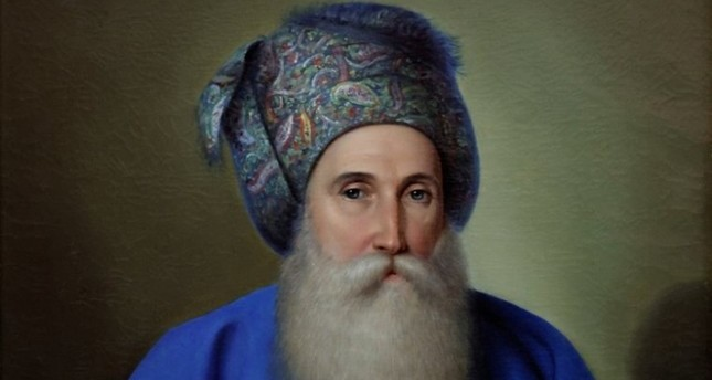 غريغوري برانكوفينو والي مولودفا عام 1764