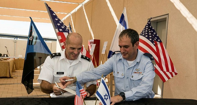 Israel and US inaugurate first American military base in Israel