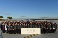 فريق التطوير والإنتاج في شركة بايكار للصناعات الدفاعية التركية (الأناضول)
