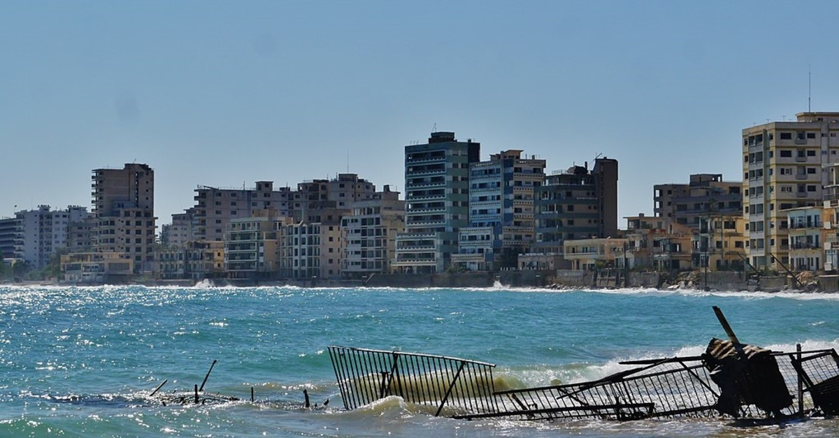 Northern Cyprus opens 'ghost town' Varosha for settlement | Daily ...
