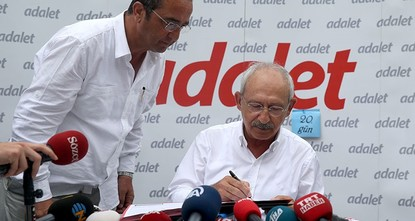 pTurkey's main opposition Republican People's Party (CHP) will challenge the country's April constitutional referendum result at the European Court of Human Rights, party leader Kemal Kılıçdaroğlu...