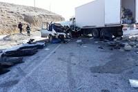 8 dead, 2 injured after bus crash in Turkey's eastern Van
