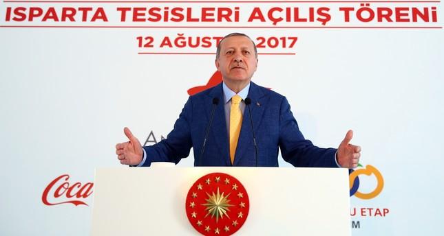 أردوغان: لم يندم أي مستثمر في تركيا ولن يندم في بالمستقبل