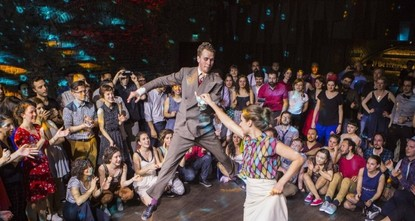 pThis week's theme of events for expats is based on performance. Not only will there be a talk series focused on the subject, but there will also be fun parties and other events to check out or...