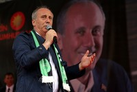 CHP's Ince slams Merkel over Erdoğan invitation claims