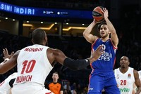 Anadolu Efes' Shane Larkin eyes EuroLeague title