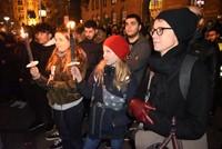 مظاهرات في الدنمارك رفضاَ لسياسات الحكومة ضد اللاجئين والمهاجرين