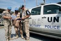 قوة حفظ السلام في جزيرة قبرص (من الأرشيف)